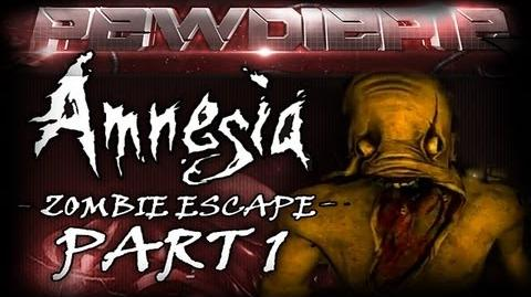 Amnesia Zombie Escape Custom Story Part 1