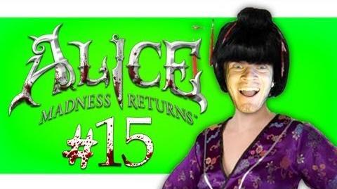 Alice Madness Returns (15) - MY NEW DRESS IS SO PRETTY!