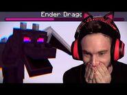 Ender Dragon Hardcode.. I almost died..