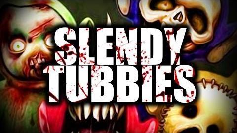 MY GIRLFRIEND STALKS ME! - Slendytubbies (Oculus Rift)
