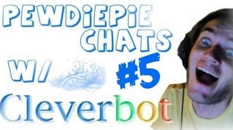 CLEVERBOT RAP! - Cleverbot - Part 5-0