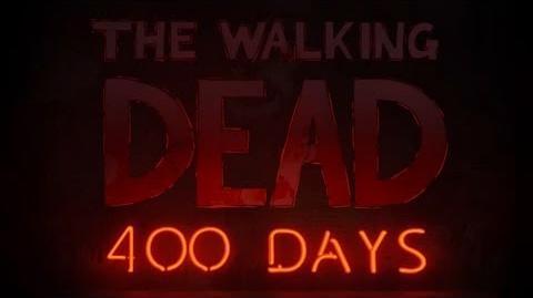 The_Walking_Dead_400_Days_Gameplay_DLC_(Bonnie)_Part_1_Walkthrough_Playthrough_Let's_Play