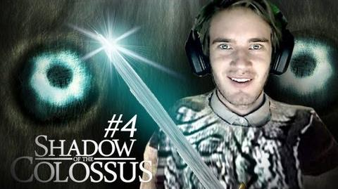 "A NEW BRO! - Shadow Of The Colossus 4th Colossus - Equus Prime ""Phaedra""-0"