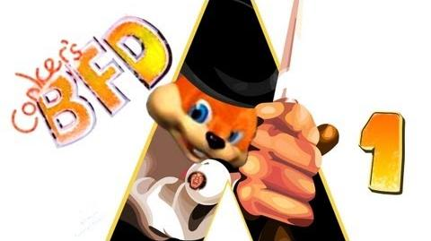 Conker's Bad Fur Day - Part 1