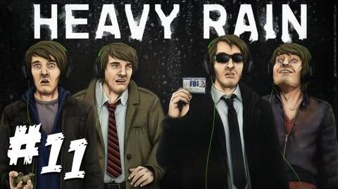 BURNED NIPPLES! - Heavy Rain - Part 11