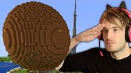 I built a GIANT MEATBALL in Minecraft (emotional) - Part 16