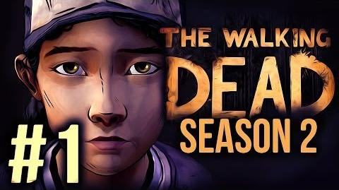 The Walking Dead (Season 2): Episode One - Part 1