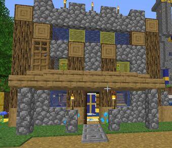 Sub2pewdiepie12 S House Pewdiepie Minecraft Series Wiki Fandom