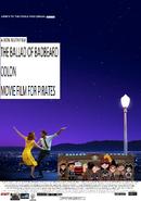 The Ballad Of Badbeard Colon Movie Film For Pirates (2000) Theatrical Poster