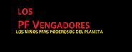 LOS PF VENGADORES POSTER 1