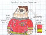 Buford Van Stomm (Terran Empire Universe)
