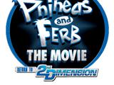 Phineas y Ferb:Regreso a la Segunda Dimensión Parte 1