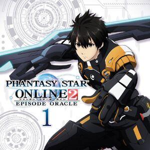 JAPAN Phantasy Star Online 2 Start Guide Book W//Disc