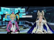 PSO2- It's Really Important to Talk to People