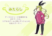 Mitarashi info
