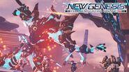 4K Latest Phantasy Star Online 2 New Genesis Teaser Trailer