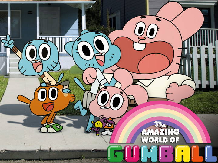 The Amazing World Of Gumball Phantomstrider Wikia Fandom