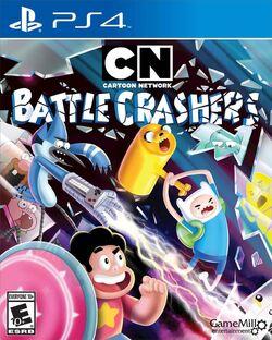 CNBattleCrashers PS4Cover.jpg