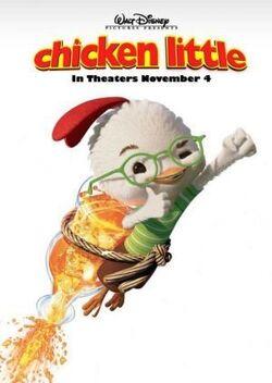 Chicken Little Disney 2005 Poster.jpg