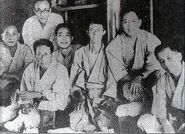 Taiwanese elites