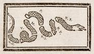 Ben Franklin's snake