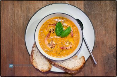 Heirloom-Tomato-Soup-with-Grilled-Shrimp-20120516-RCD 2612-Edit-1024x679.jpg