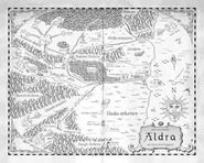 Aldra map norwegian