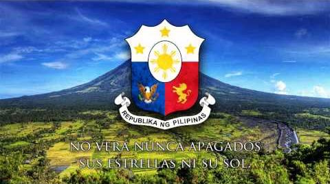 "National Anthem of the Philippines (Spanish) - ""Patria Adorada"""
