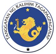 Secretary of the philippines seal
