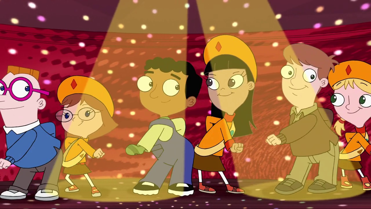 Happy New Year Song Phineas And Ferb Wiki Fandom