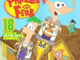 Phineas and Ferb (magazine)/November and December 2011
