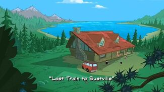 "Click here to view more images from ""Last Train to Bustville""."