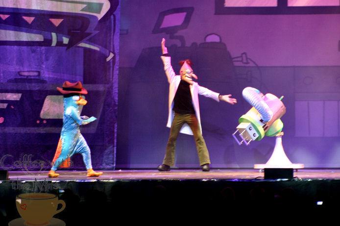 Doofenshmirtz's Broadway Medley