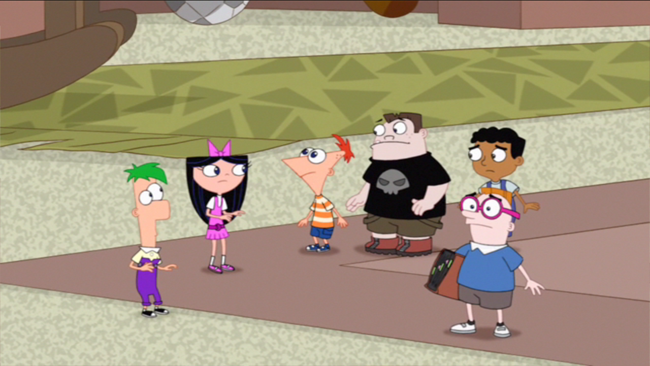Hide And Seek Phineas And Ferb Wiki Fandom