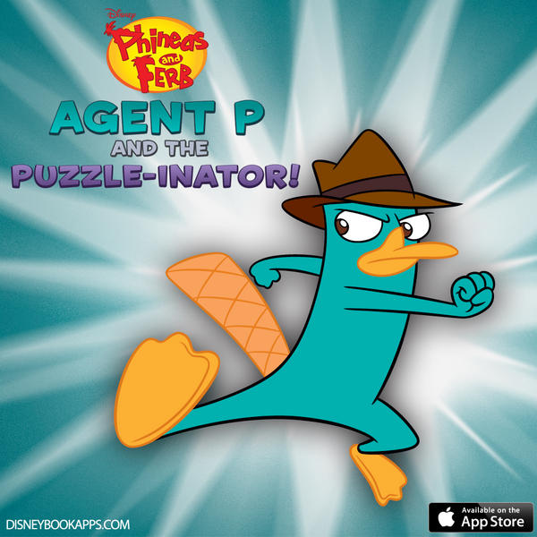 Agent P and The Puzzle-Inator