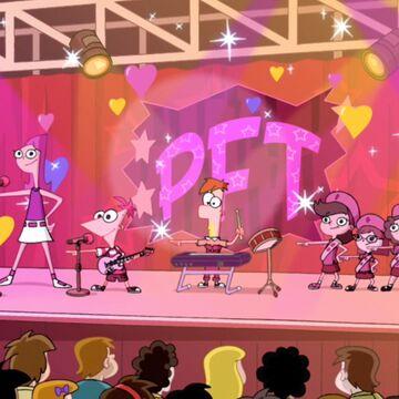 Gitchee Gitchee Goo Phineas And Ferb Wiki Fandom