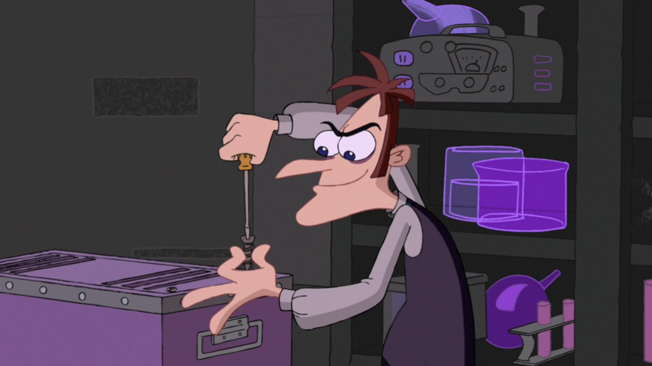 Jekyll Doofenshmirtz