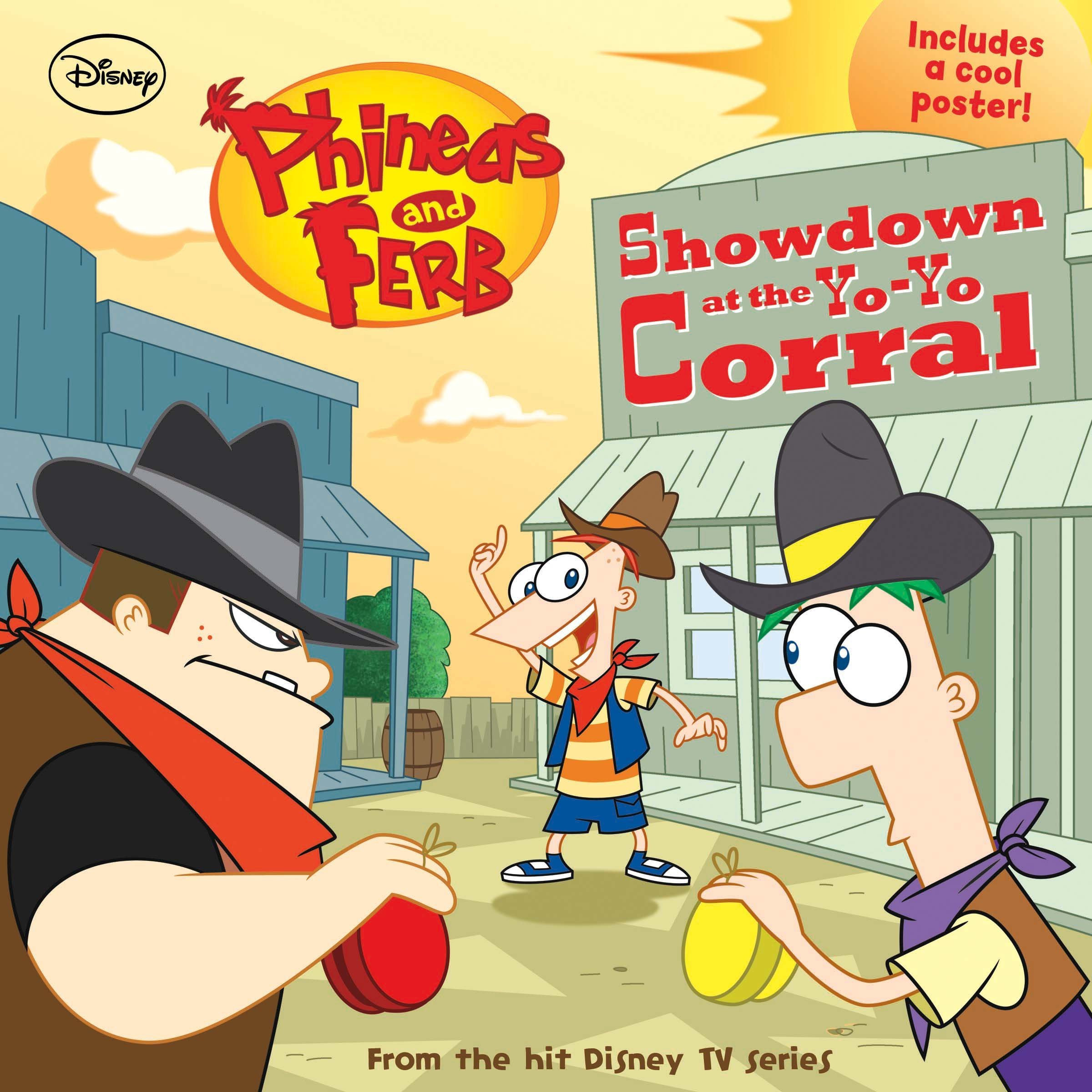 Showdown at the Yo-Yo Corral