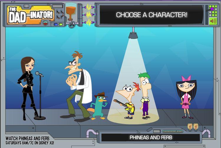 Dr. Doofenshmirtz and Agent P's Song