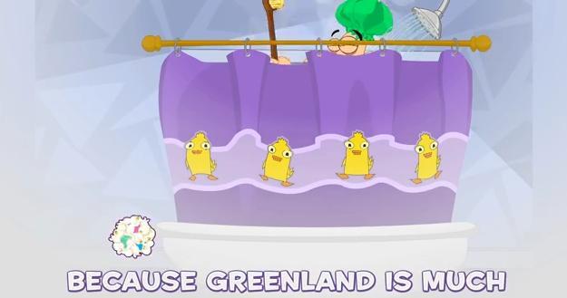 Greenland Song