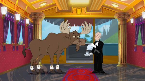 Albert the Moose