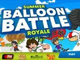 Summer Balloon Battle Royale