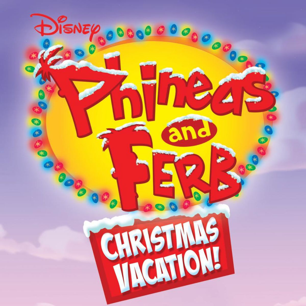 Phineas and Ferb Christmas Vacation! (soundtrack)
