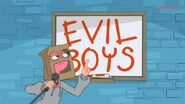 That's what I'm talking about EVIL BOYS
