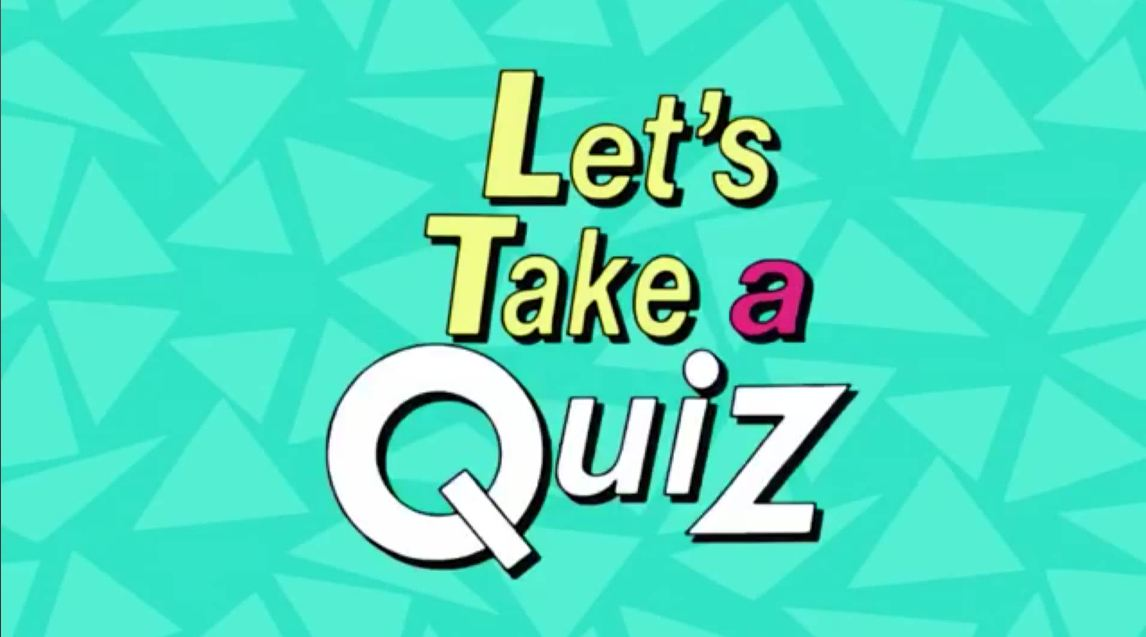Let's Take a Quiz (song)