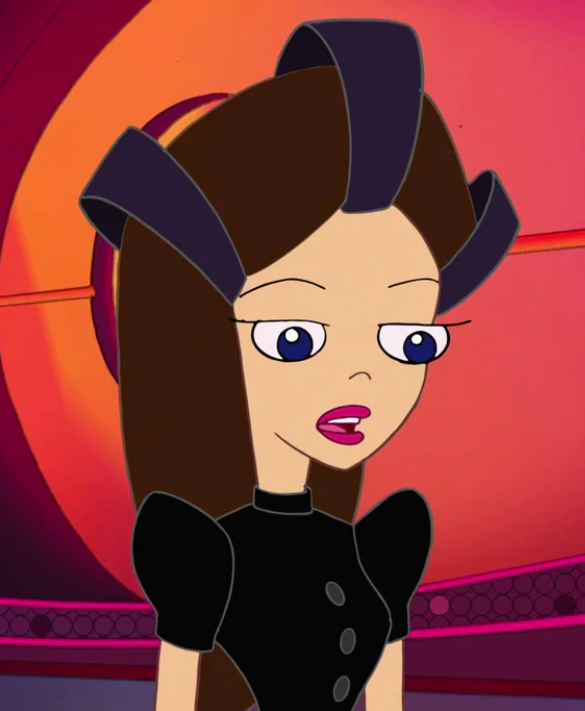 Vanessa Doofenshmirtz (2nd Dimension)