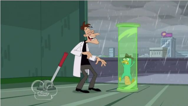 List of Doofenshmirtz's traps/Season 3