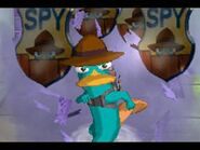 Phineas and Ferb 3-D Online Video Game! Play as Agent P in The Transport-inators of Doooom!