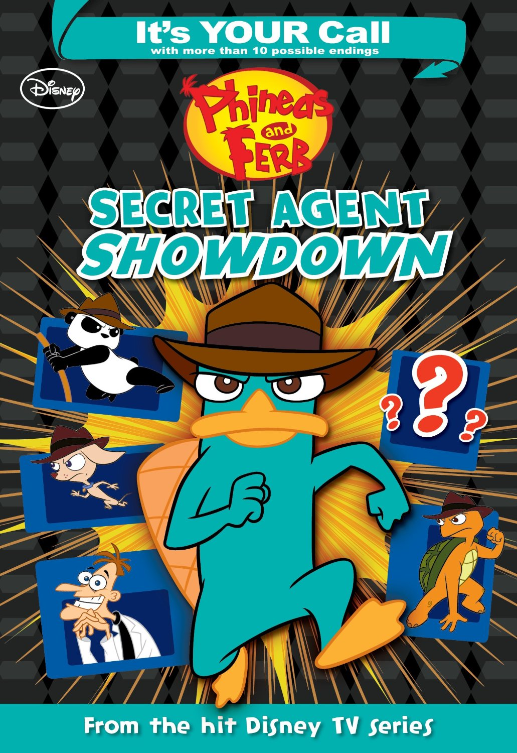 It's Your Call: Secret Agent Showdown