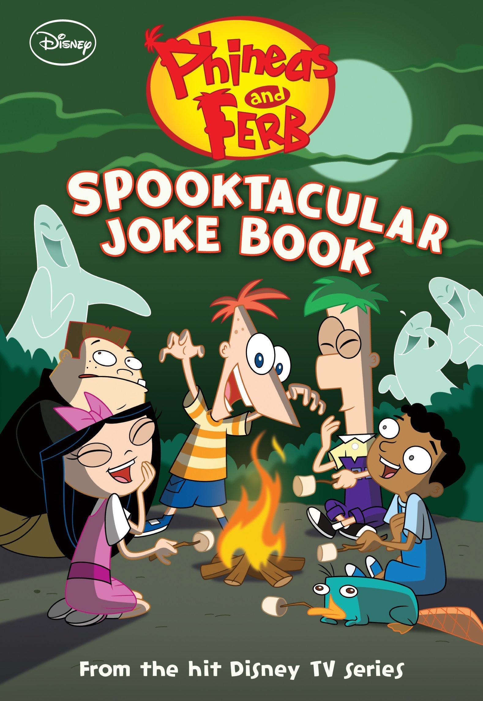 Spooktacular Joke Book